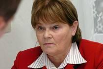 Poslankyně ČSSD Hana Orgoníková