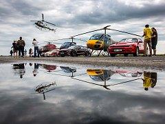 Odhalení zákulisí k nadkázející akci Helicoptershow 2018.