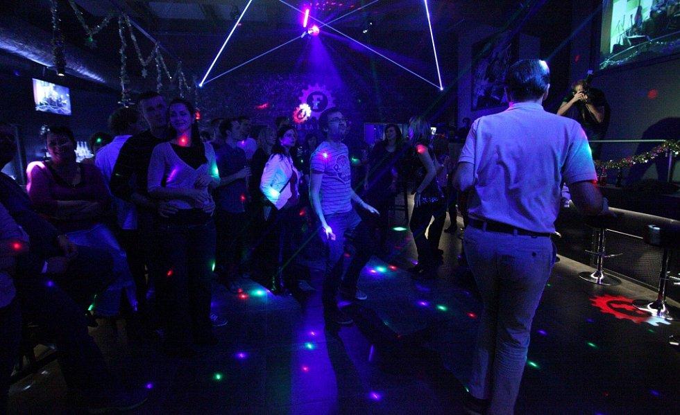 Koncert Jazz Police v Club La Fabrique