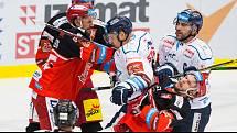 BOLELO TO. Hradecký tým se musel vypořádat s důrazem Liberce, přesto bral tři body.