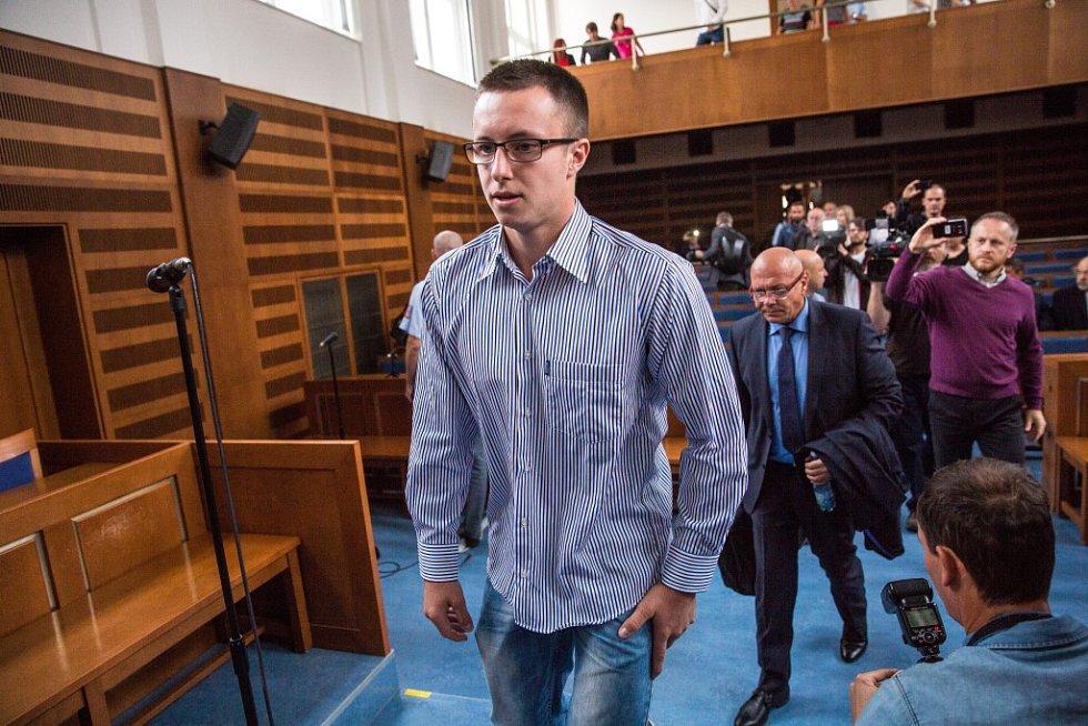 Soud s Lukášem Nečesaným, 6. září 2017