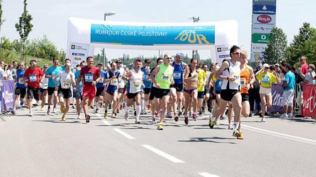 RunTour České pojišťovny.