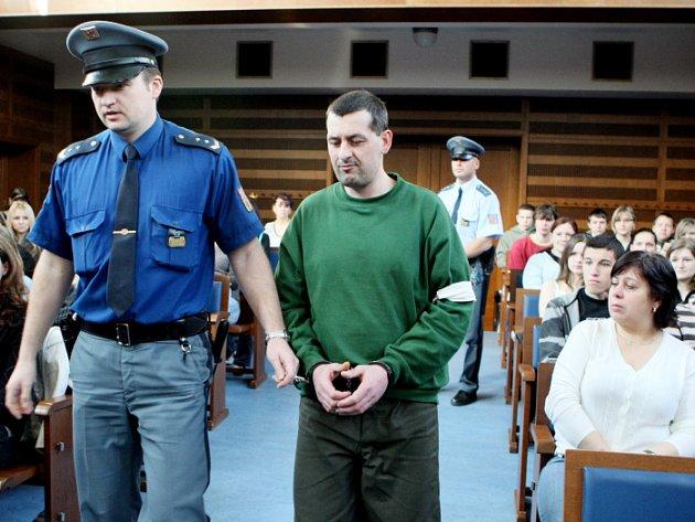 Libora Jasanského poslal krajský soud za vraždu do vězení.