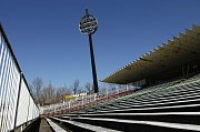 Návrh stadionu od ECE Projektmanagementu Praha