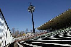 Všesportovní stadion v Hradci Králové-Malšovicích