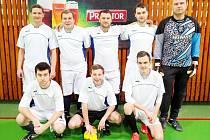 Arbitři z královéhradeckého okresu obsadili třetí místo na turnaji v Opočně, který uspořádal KFS Královéhradeckého kraje.