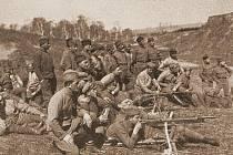 Čeští legionáři podstoupili mnoho klíčových bitev. Do jejich řad se dostali i muži z Hradecka.