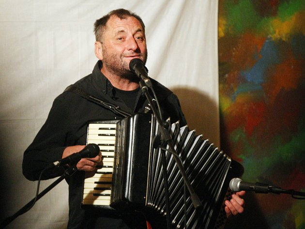 Václav Koubek a jeho vystoupení.
