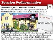 Penzion Podhorní mlýn