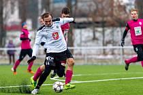 Fotbalová příprava: FC Hradec Králové - FK Mladá Boleslav.
