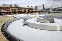 Nové koupaliště v Hradci Králové bude otevřeno od dubna roku 2010.