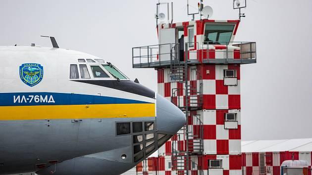 Na bývalém vojenském letišti v Hradci Králové se 1. září připravovala letecká přehlídka CIAF 2017. Na 24. ročníku mezinárodního leteckého festivalu bude od 2. do 3. září k vidění 80 až 90 letadel, vrtulníků, akrobatických letounů a především ukázky skupin