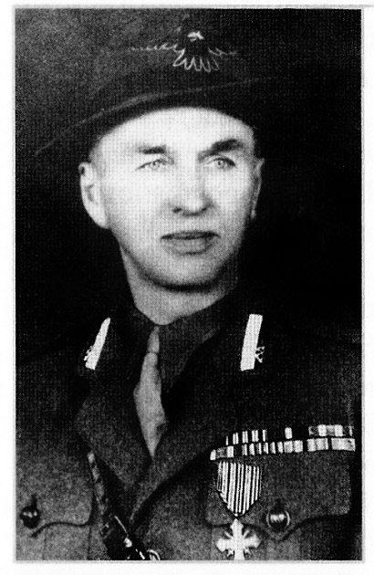 Josef Brandejs byl během války vězněn.