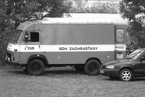 Jak jsme žili v Československu: Zachrašťany.