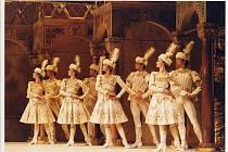 Baletní trilogie
