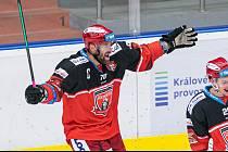Bude se kapitán Radek Smoleňák se svým týmem radovat z dalšího vítězného zápisu?