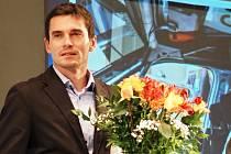 SPORTOVEC DESETILETÍ v Královéhradeckém kraji v kategorii neolympijských sportů, automobilový závodník Jan Kopecký.