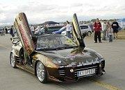 Tuningfest. Setkání příznivců sportovně laděných aut