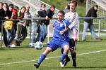 """Rezerva """"Votroků"""" porazila v okresním derby mužstvo z Bydžova 2:0"""