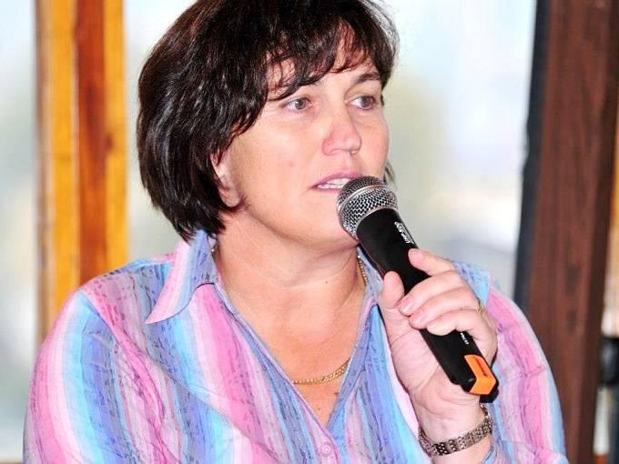 Olga Křížová-Charvátová.
