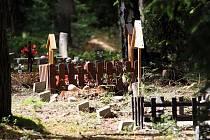 Naturální pohřebiště v Malšovicích