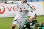 Z utkání FC Hradec Králové x FK Baník Sokolov.