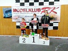 Závody Speed Challenge a závěrečné vyhodnocení seriálu v Rychnově nad Kněžnou - Habrové.