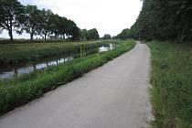 I díky malebnému labskému údolí se cyklostezka mezi krajským městem a Kuksem těší každoročně velké oblibě.