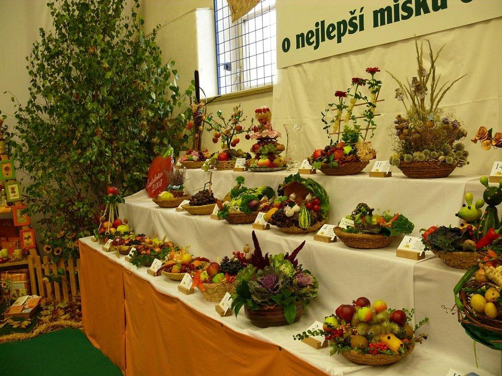Zahrada východních Čech 2008, výstava v Častolovicích