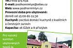 Penzion Podhorní Mlýn****, Kostelec nad Orlicí