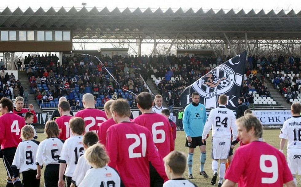 Hradec Králové - České Budějovice 2:0