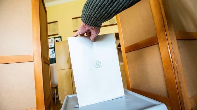 Volby v Královéhradeckém kraji.