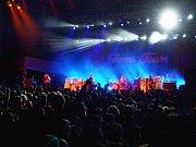 Rock for People je jedním z největších domácích hudebních letních open air festivalů.