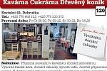 Kavárna Cukrárna Dřevěný koník