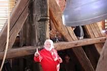 Den zvoníků na Bílé věži v Hradci Králové.