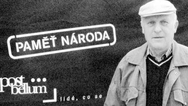 Paměť národa - Příběhy 20. století: Vypravěč story z minulosti své rodiny Jaroslav Hrdina.