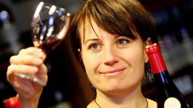 Ochutnávka nového beaujolais.