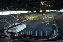 Chlazení zimního stadionu