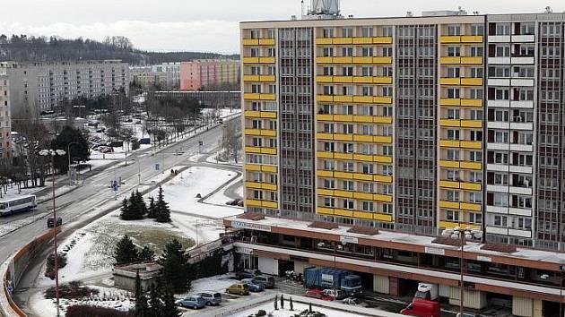 Dotace umožnily vlastníkům bytových domů na Benešově třídě začít finančně náročné rekonstrukce.