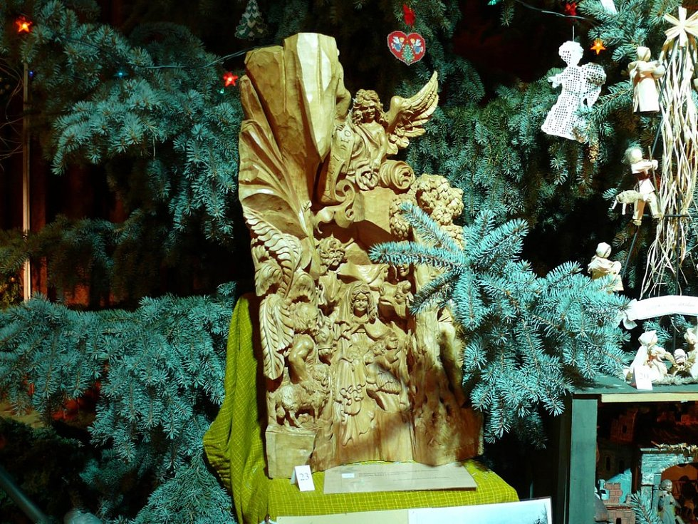 Rychnov nad Kněžnou, výstava betlémů
