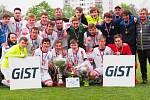 Vítěz Gist poháru OFS Hradec Králové 2018/19 – tým RMSK Cidlina Nový Bydžov B.