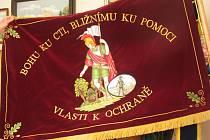 Do Skřivan se sjeli rodáci a připomněli si 650. výročí zmínky o obci (sobota 18. září 2010).
