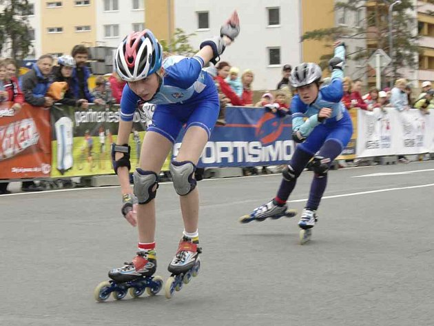 Sport přenesený do ulic města