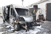 Kouř z průmyslové zóny v Černilově vyděsil obyvatele