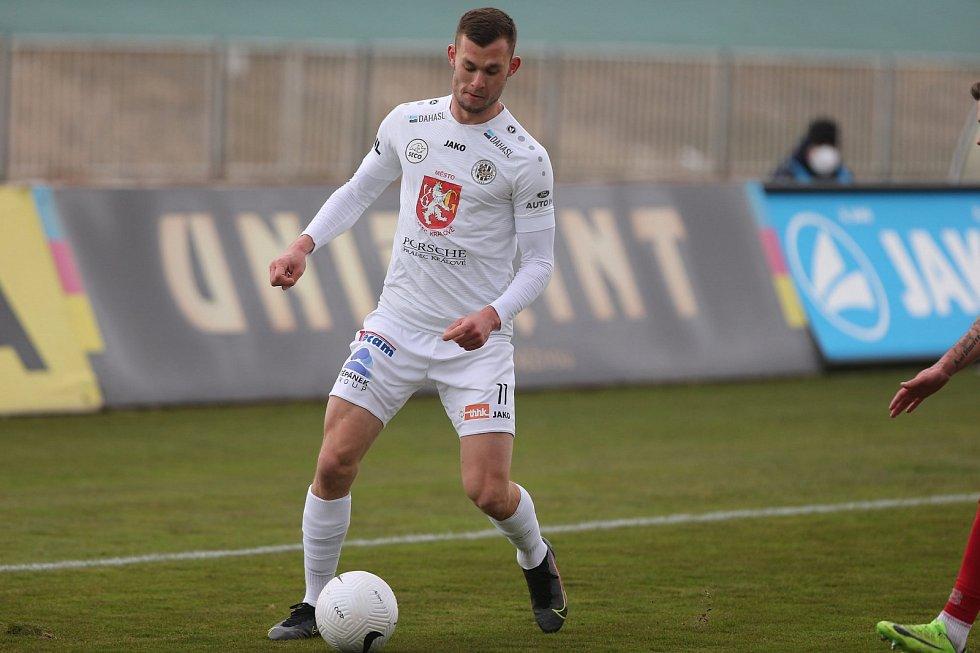 Ze zápasu s FC MAS Táborsko