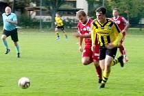 Krajský přebor ve fotbale: FK Kratonohy/ Olympia HK - RMSK Cidlina Nový Bydžov.