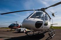 Konference k Helicopter show společně s Rally show.