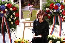Sbohem brácho, loučila se se sourozencem diplomatova sestra Hana Kubíčková