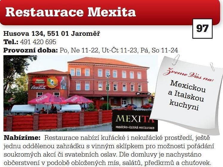 Restaurace Mexita