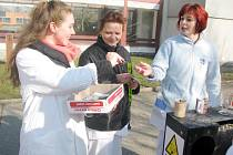 Pokračující boj o nekuřáckou hradeckou nemocnici.